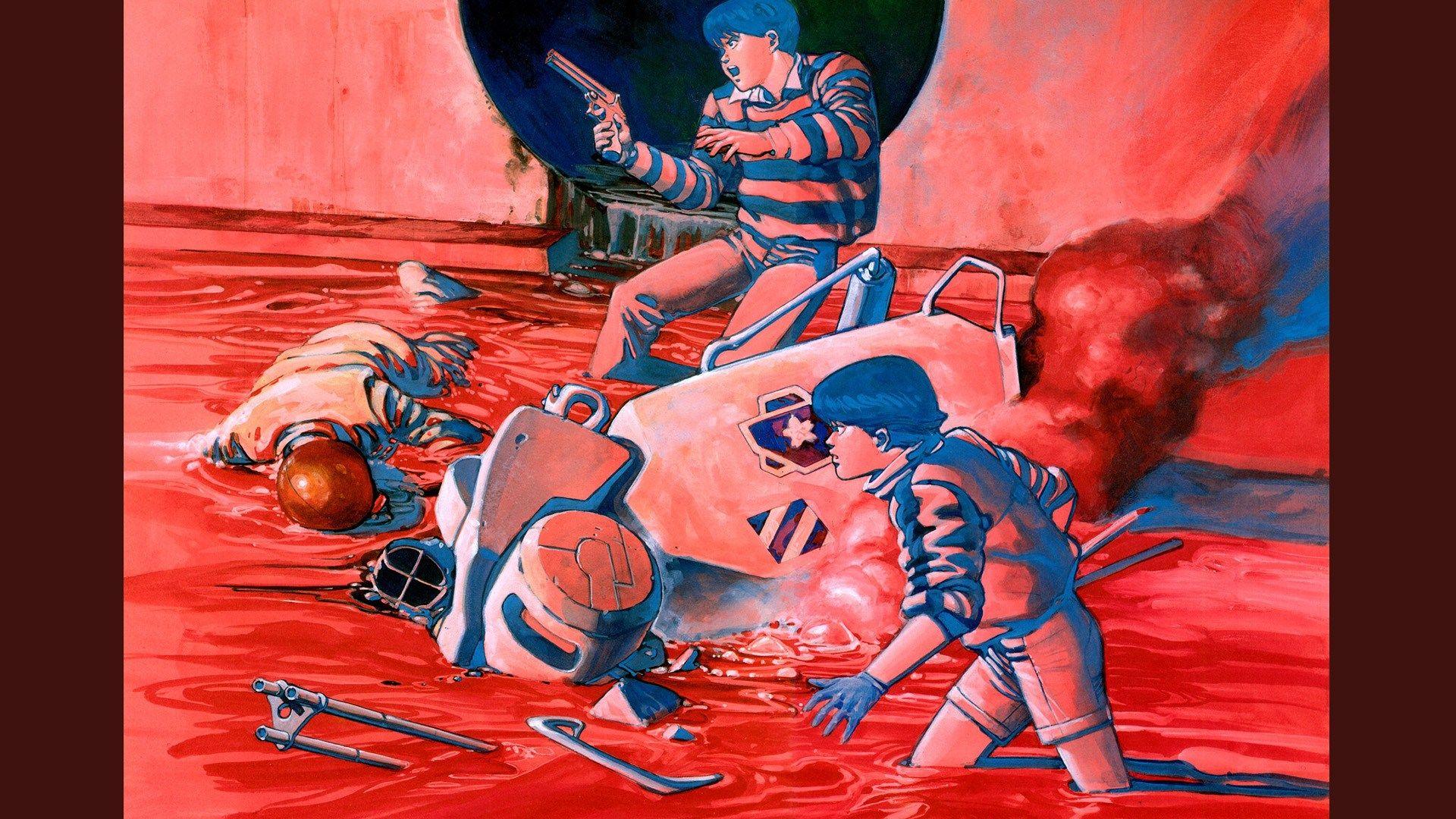 厳選壁紙 Mac Pc 壁紙 97 Akira アキラ 枚 Applejp Macjp In Akira Manga Akira Canvas Prints