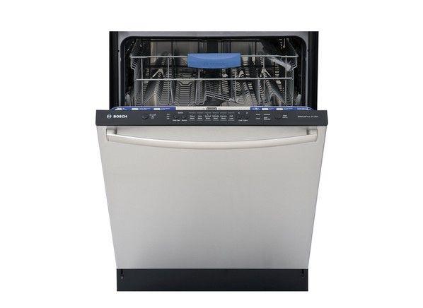 24 In Front Control Built In Dishwasher In Fingerprint Resistant
