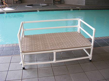 Swim training platform pool ideas pinterest swim for Pool platform ideas