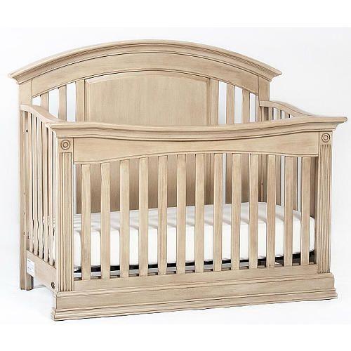 Baby Cache Montana Panel Crib Driftwood Baby Cache