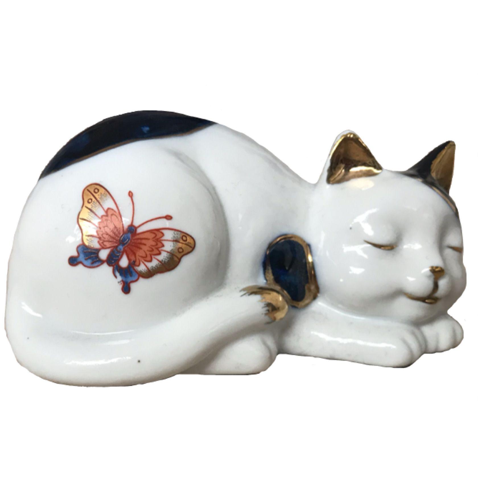 Ceramic Cat Png Cat Aesthetic Collage Making Ghibli Movies