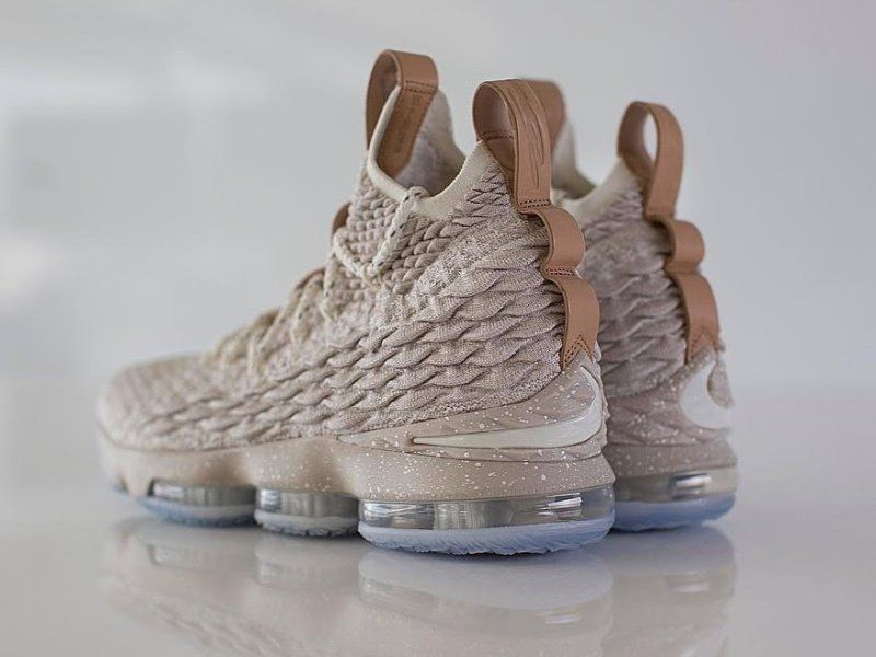 ac72d9cfd5227 Nike LeBron 15 Ghost Sneakers Review