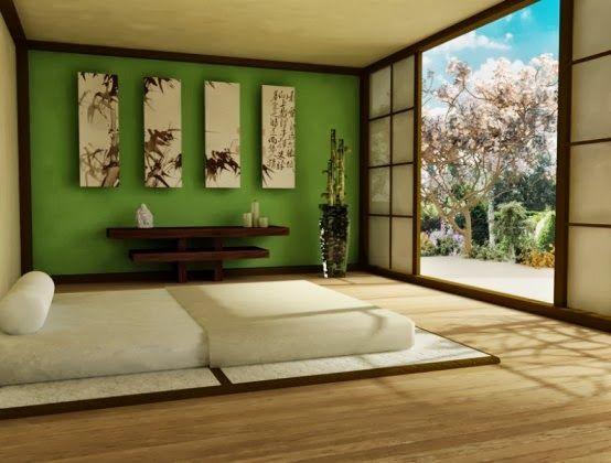 Claves para decorar tu habitaci n con estilo zen - Habitaciones estilo japones ...