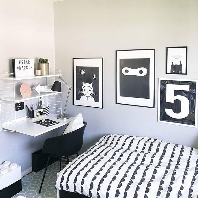 Boysroom ✔ #kontor #nordicinspiration #nordiskehjem #interiørmagasinet #myhome #interiors #interiordetails #office #kidsroom #interior2you #interior4all #interior4you #interior_magasinet #interiorforinspo #homeinspo #kk_living #boligpluss