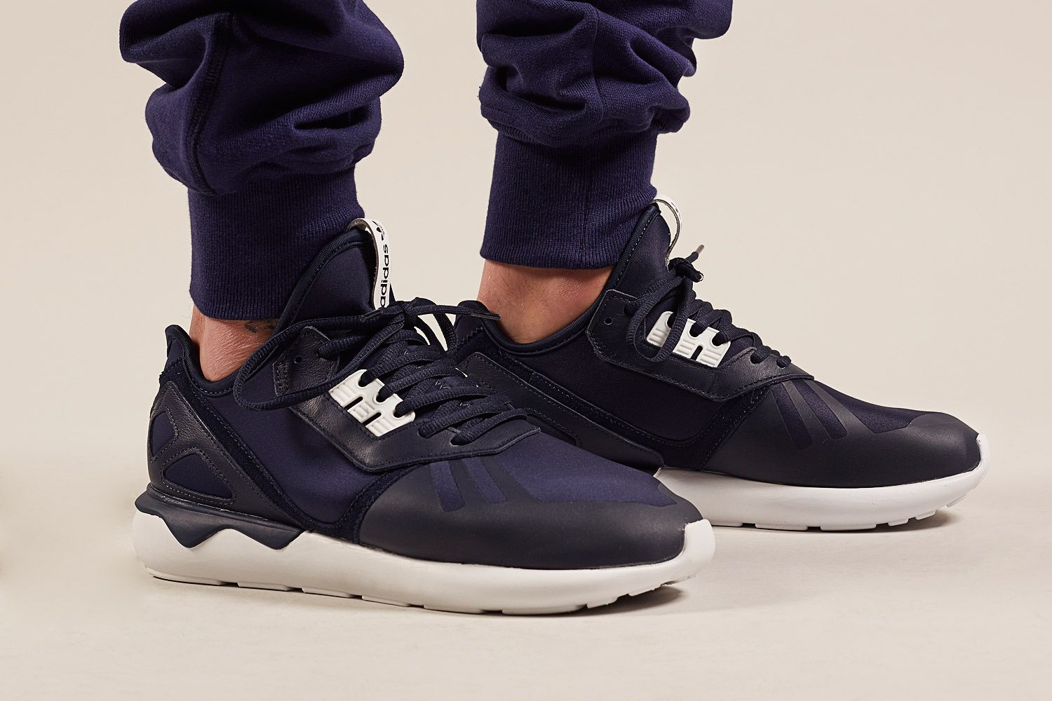 Adidas Originals Tubular Runner All Black