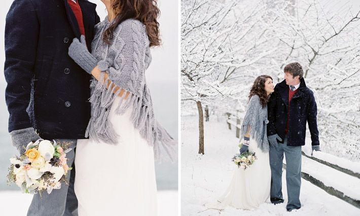 Yazyjo Photography Chicago Winter Wedding Couple Pictures Wedding Couple Pictures Winter Wedding Wedding