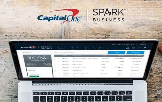 Capital One Spark Business Explore Small Business Bank Accounts And Services Including C Business Bank Account Small Business Banking Capital One Credit Card