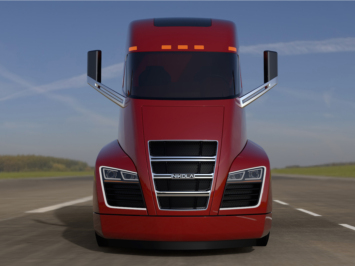 A Startup Trying To Become The Tesla Of Trucking Just Made A Very Strange Move Trucks Tesla Truck Design