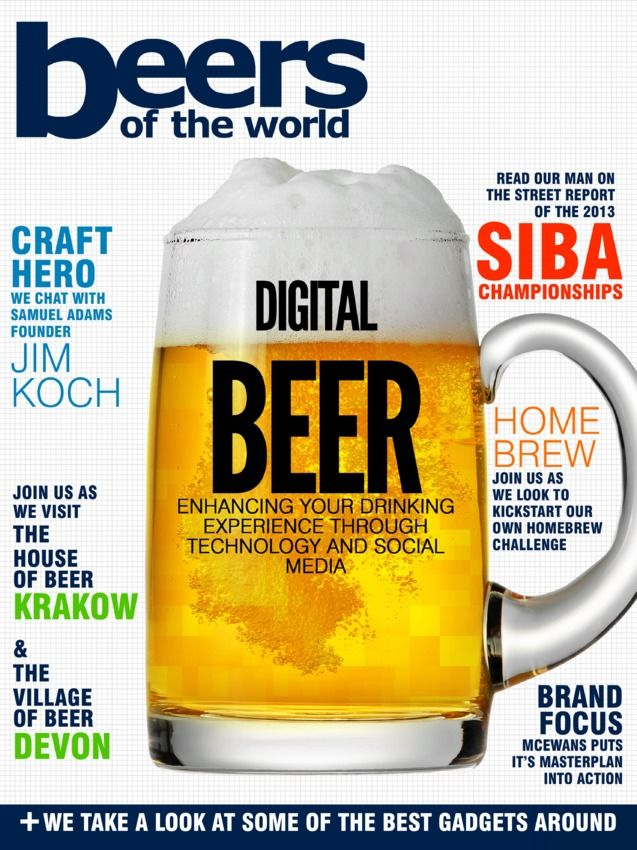 35+ Craft beer and brewing magazine subscription ideas