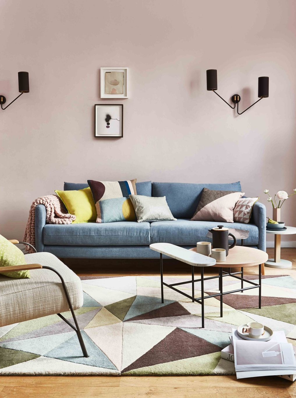 7 Neutral Modern Room Schemes That Will Make You Want To Redecorate Living Room Color Schemes Living Room Colors Room Color Schemes