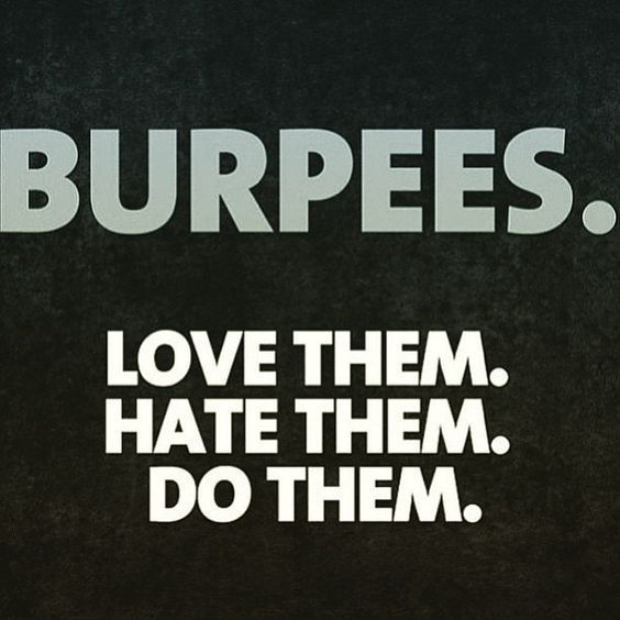 Cardio Workouts At Home Fitness Inspiration Quotes Burpees Quotes Cardio Workout At Home