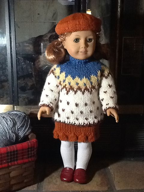 Ravelry: American Girl Knitters | Tejidos para muñecos | Pinterest ...