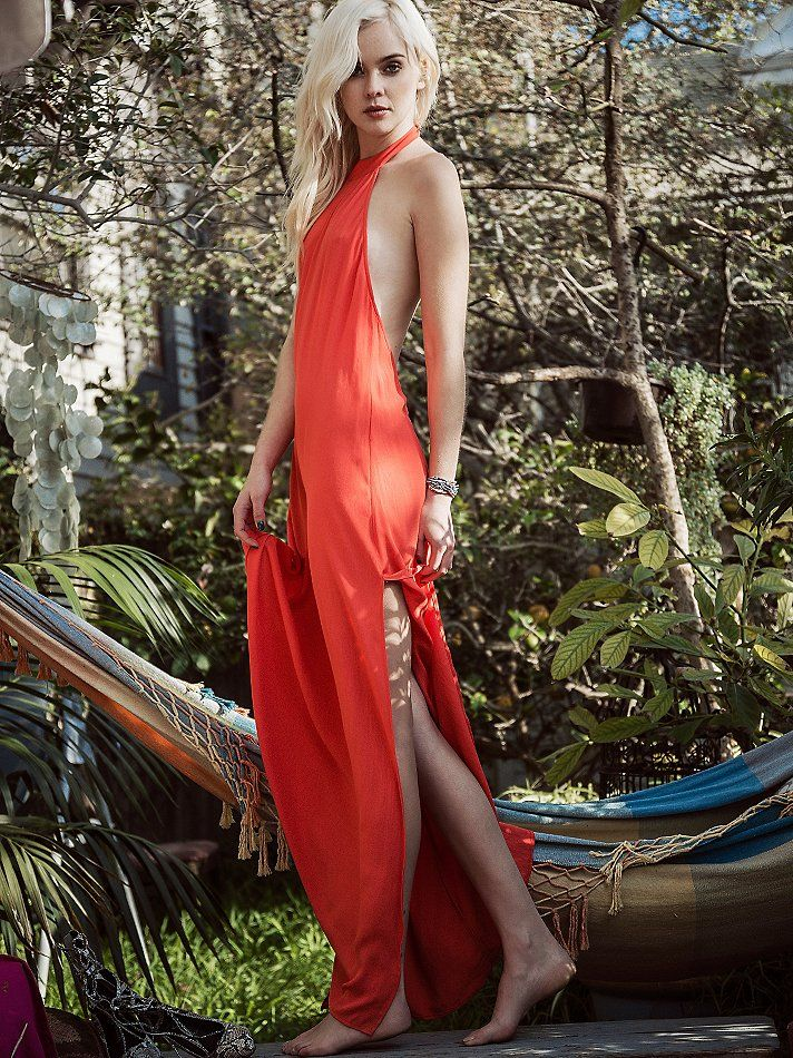 Flynn Skye Tyra Maxi at Free People Clothing Boutique