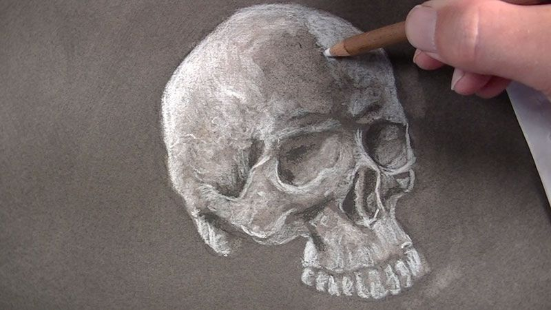Learn how to draw with charcoal in this free video art lesson learn various charcoal drawing techniques in this tutorial
