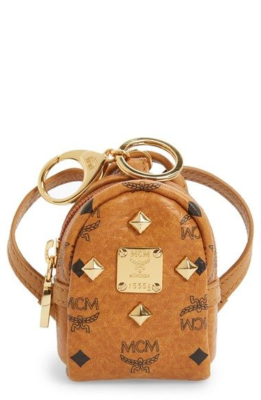 1a795dab57 MCM  Backpack  Keychain available at  Nordstrom