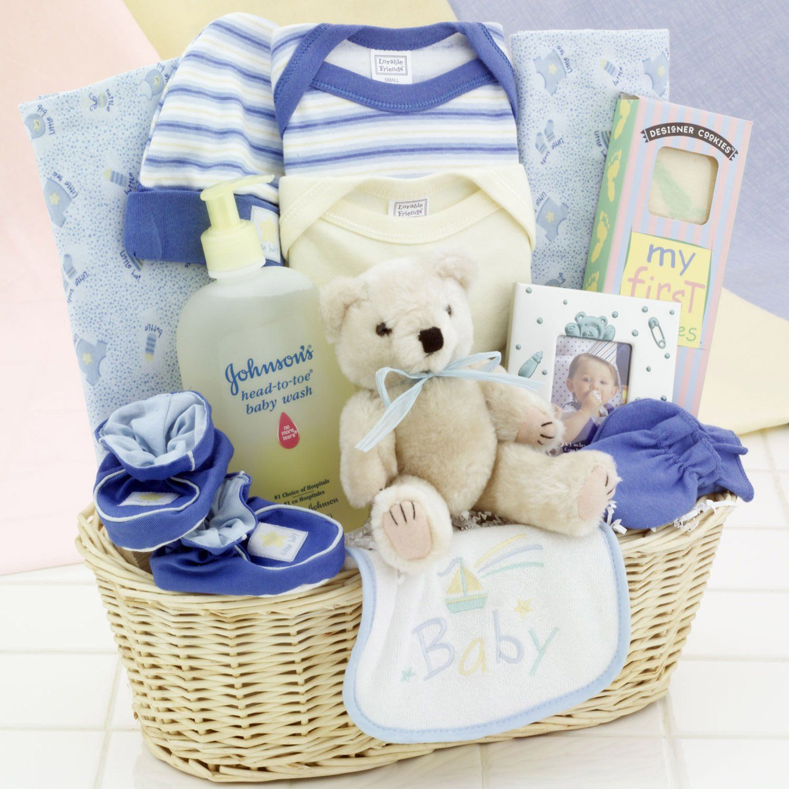 Baby Gift Baskets Gift Baskets Created News Arrival