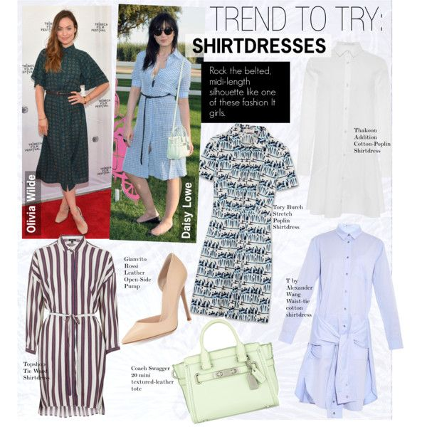 Trend To Try-Shirtdresses