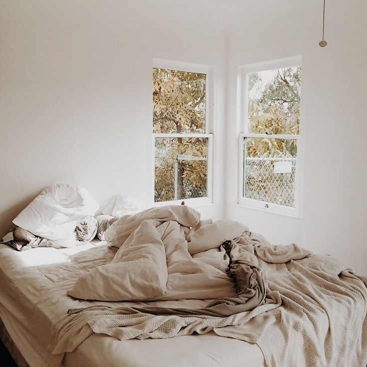 Unmade Bed, Bed, Bedroom Inspo