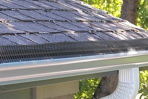How To Fix Gutter Slopes And Other Common Gutter Problems Home Maintenance Gutters Gutter Repair