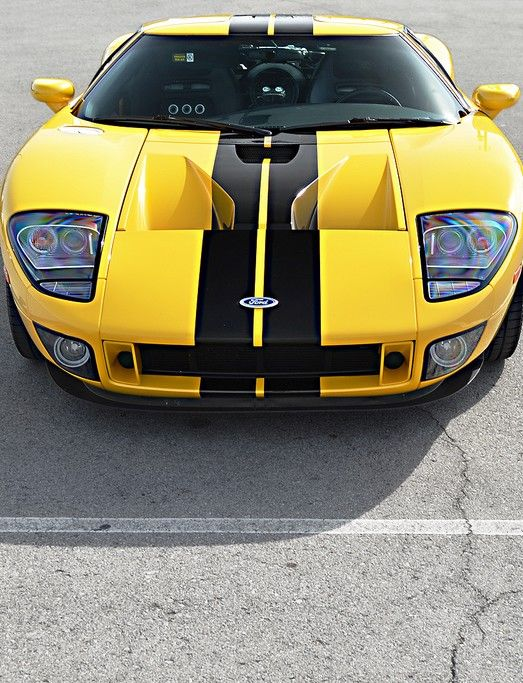Pin By Brody Sparks On Black And Yellow Ford Gt Ford Gt40 Ford