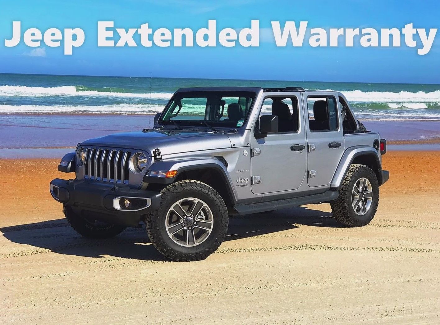 When Covering Your Jeep With A Extended Warranty Only Trust The
