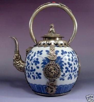 Silver Teapot Tea Pots, China Teapot With Warmer