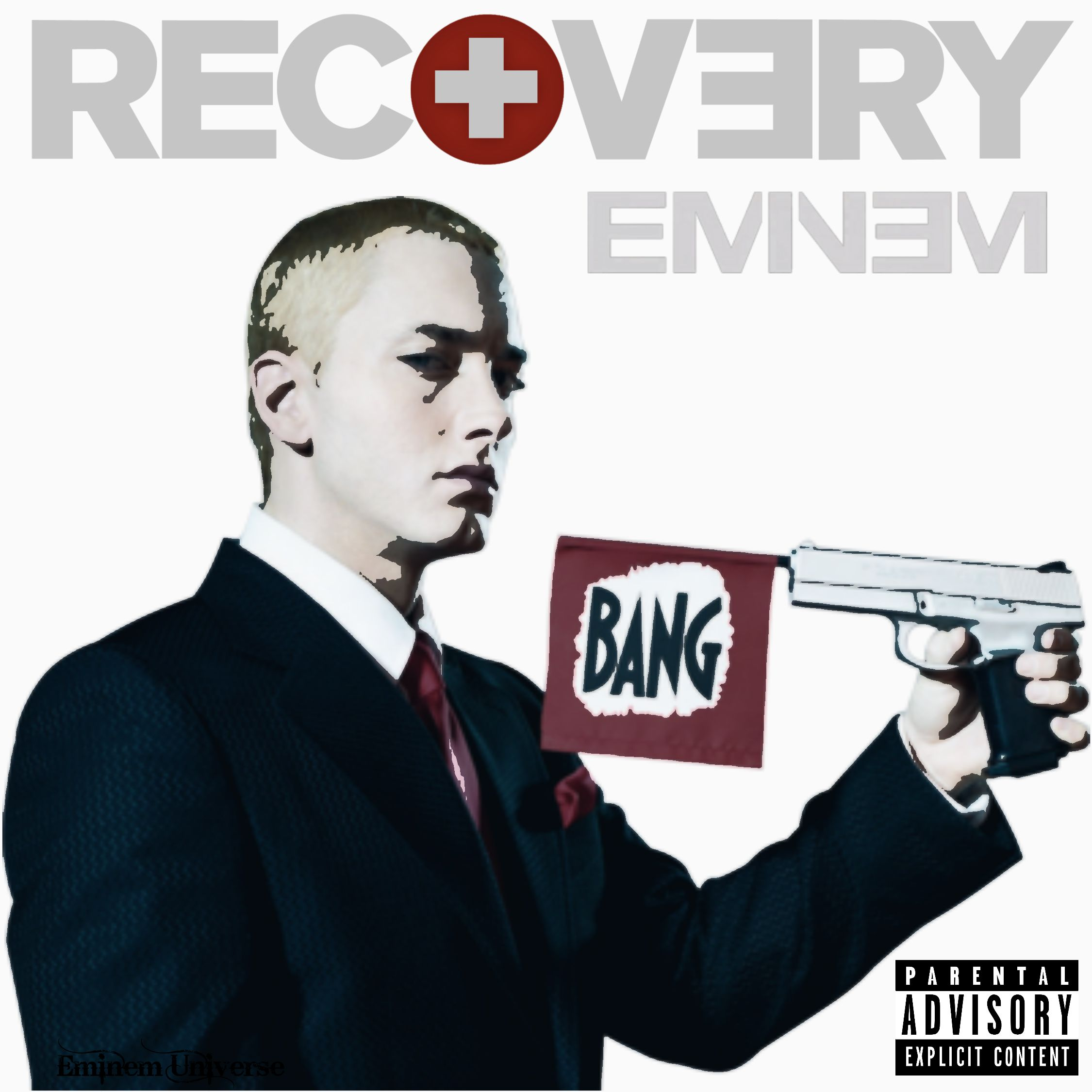 Eminem Cover Art Created By Me :D