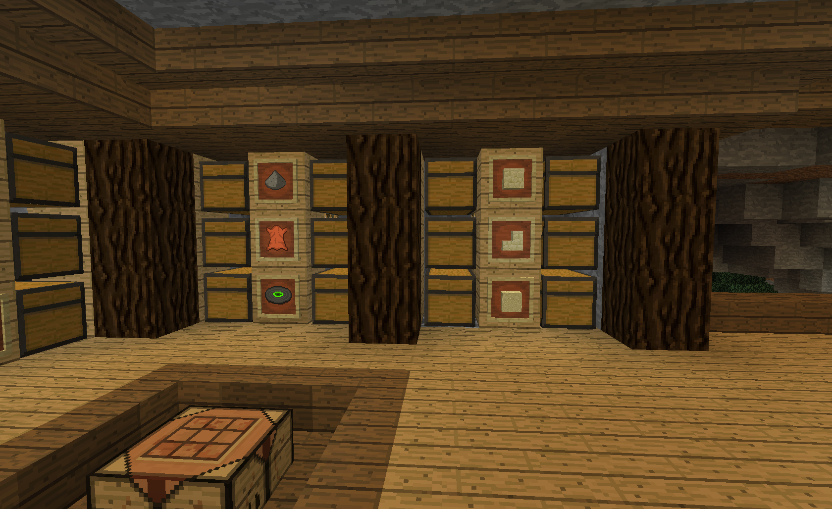 20 Best Minecraft Storage Images Minecraft Storage Minecraft Minecraft Storage Room