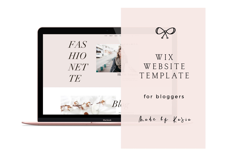 WIX Website Template 3425 Wix website templates