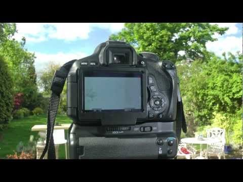 A hands on tutorial in setting manual exposure for video on the