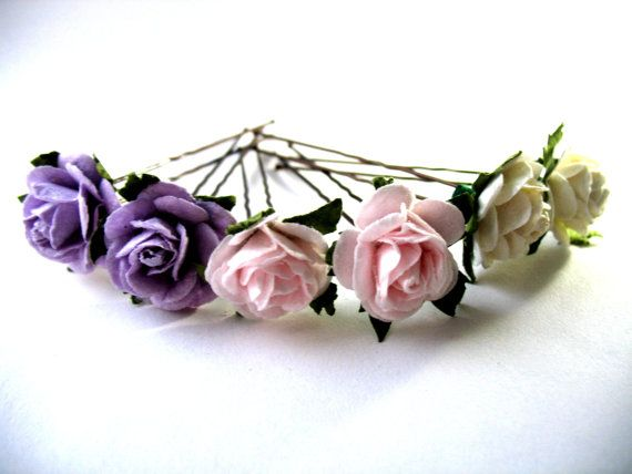 Ballet Bun Accessories Children S Hair Bobby Pins Flower Decoration Performance And Cl Wear