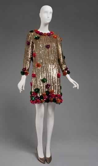 Dress Geoffrey Beene, 1967 The Philadelphia Museum of Art