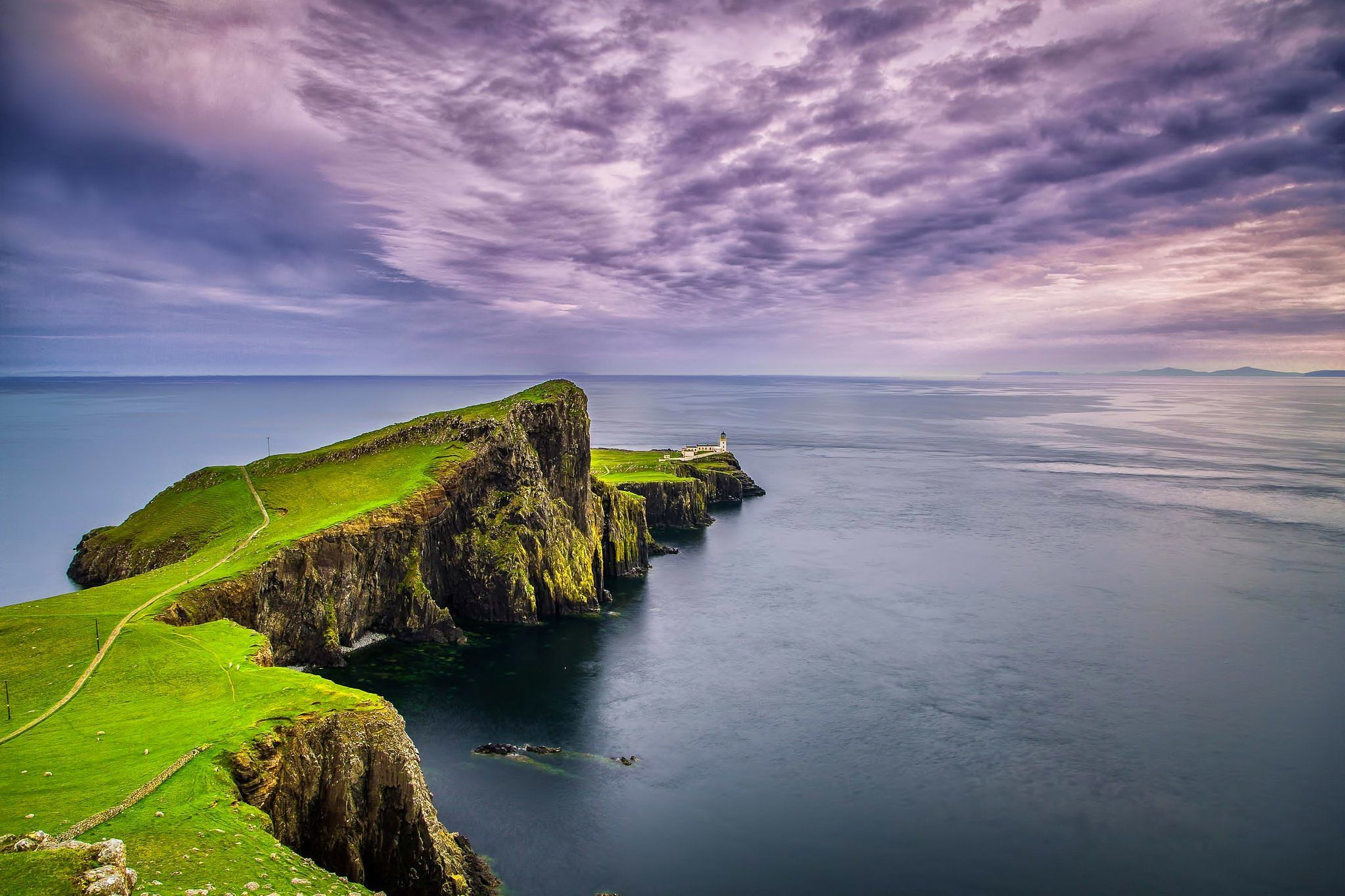 Cool Coast Lighthouse Scotland Hd Desktop Wallpaper Instagram Photo Background Image Nature Wallpaper Nature Wallpaper Pictures