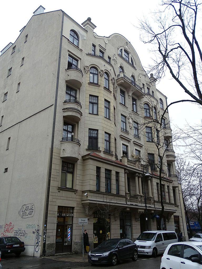 Warszawa Emilii Plater 25 1912 Arch Wac Aw Heppen J Zef N  # Geza Muebles Rosario