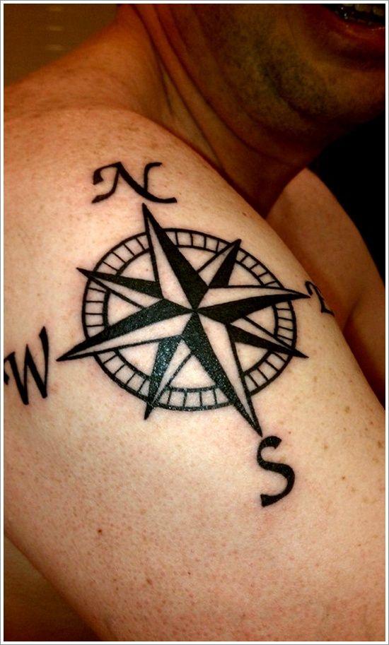 Epingle Par Tattoo Egrafla Sur Tatouage Boussole Et Rose Des Vents