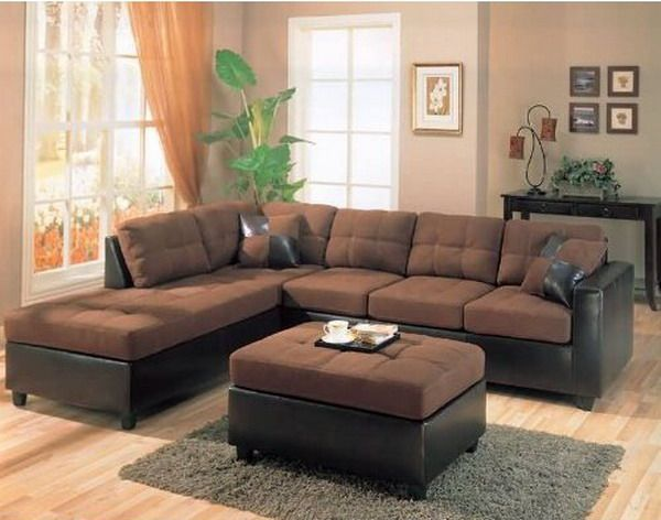 Living Room Ideas Brown Sectional – House Decor Ideas