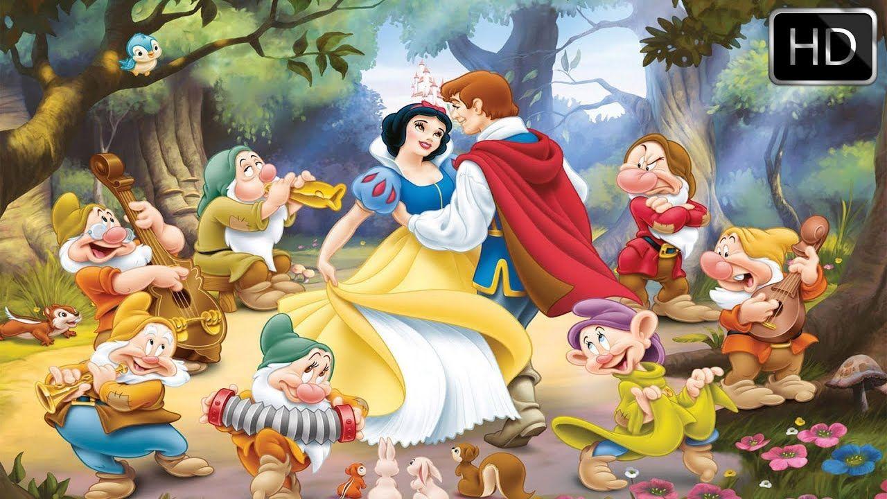 Blancanieves Y Los 7 Enanitos Mejores Momentos Hd La Pelicula Disney Blancanieves De Disney Blancanieves Imagenes Pelicula Blancanieves