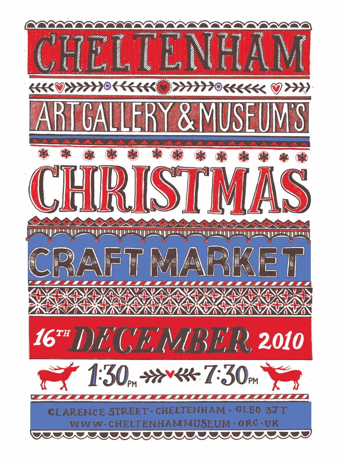 Jeff Josephine Designs News Cheltenham Gallery Christmas Fair