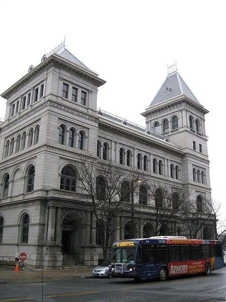 Old Post Office, Albany, NY
