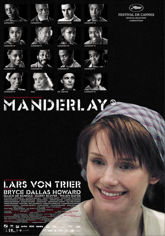 Manderlay - 2005 - DVDRip Film Afis Movie Poster