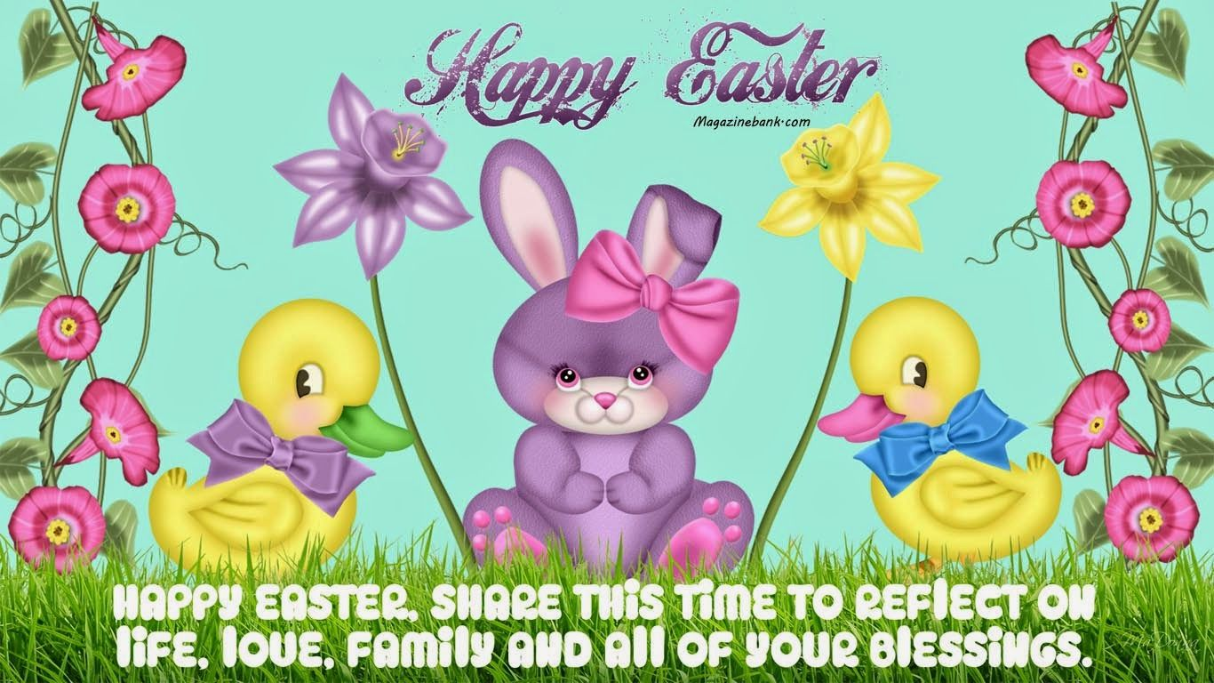 Happy Easter Share This Time To Reflect On Life Love Family