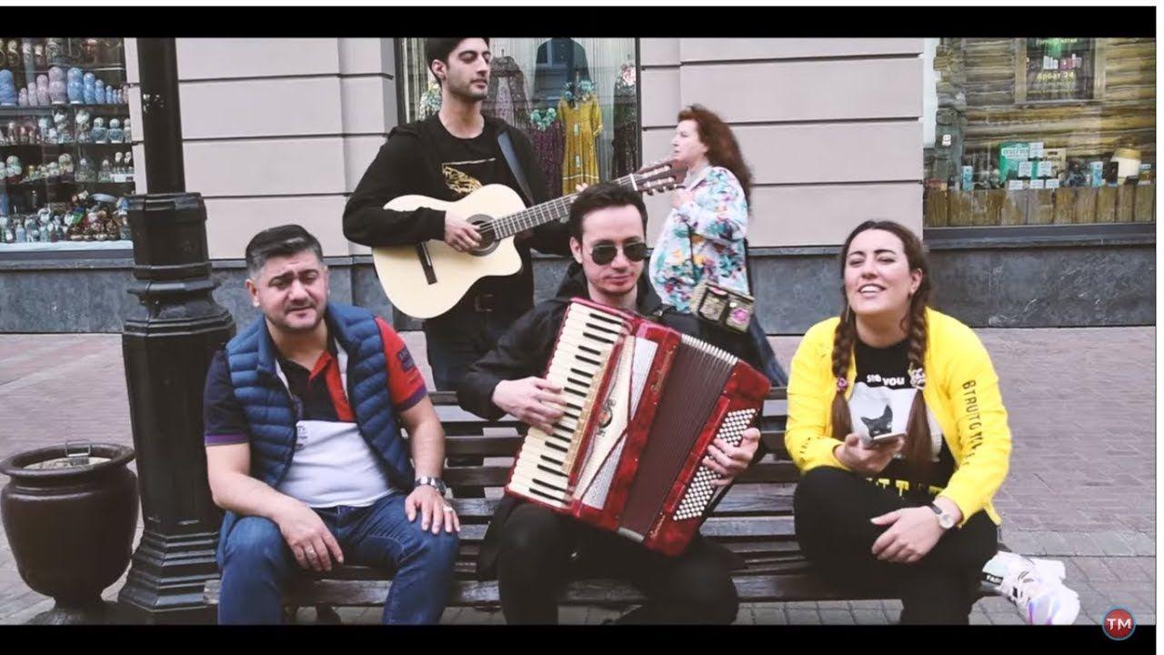 Zarina Buzovnali Ft Haci Akif Arif Ft Gitarist Sharon Goresen Sevgilim Zara Youtube Sualti