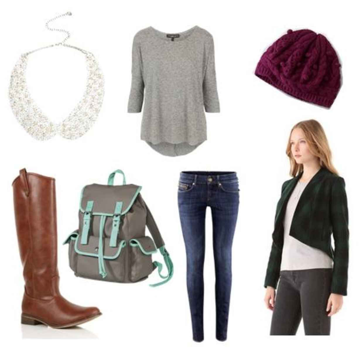 Chic: Geek fashion inspired by castle exclusive photo