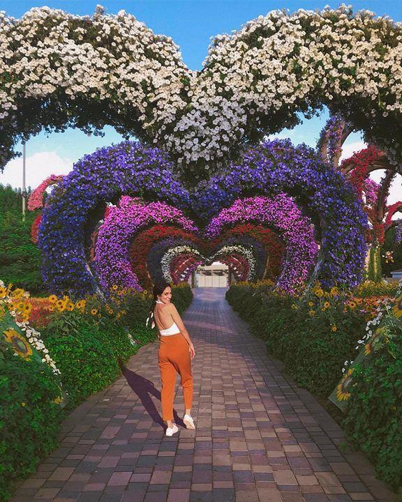 Flowers & sunshine kinda bliss Dame Traveler #dametraveler explore Pinterest