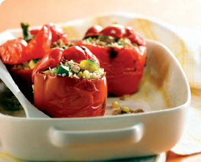Rich Red Peppers Low Potassium Diet High Potassium Foods Stuffed Peppers