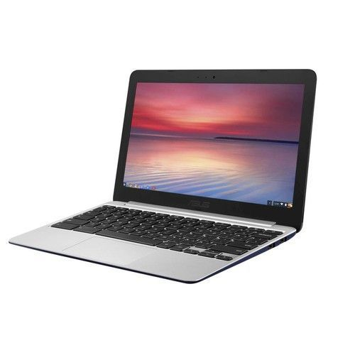 Asus Chromebook C201 Rockchip 1.8GHz 2GB 16GB WebCam 11.6 Chrome OS Navy Blue C201PA-DS01