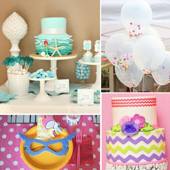 84 Of The Best Kids Birthday Party Themes