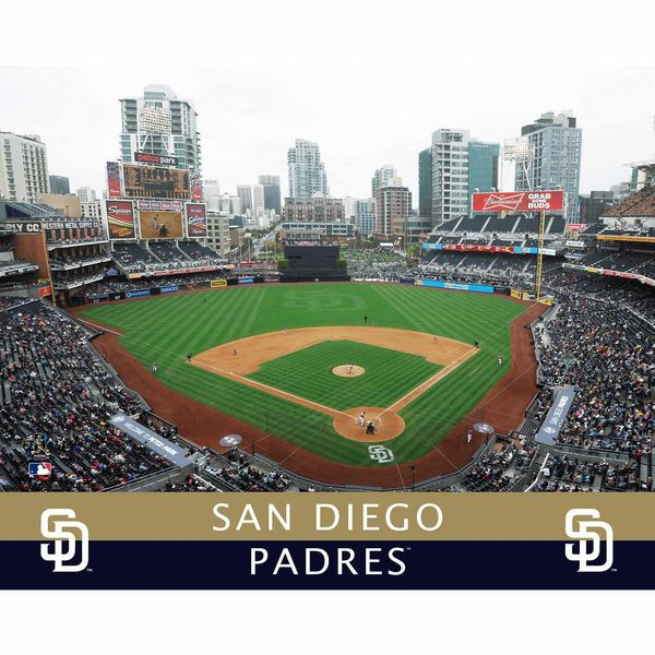 San Diego Padres 16'' x 20'' Stadium Wall Décor - $11.99