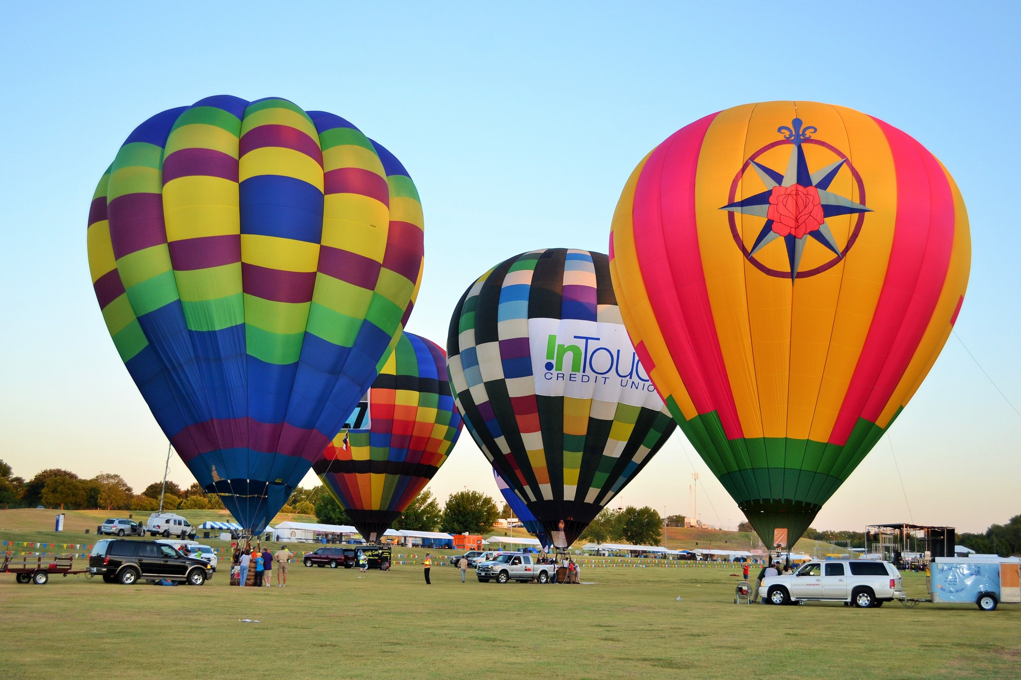 Pin by Plano Balloon Festival on 2015 InTouch Credit Union
