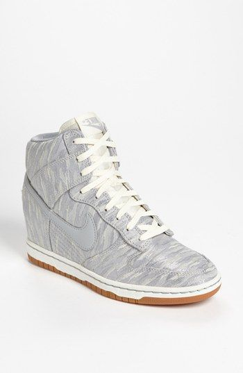bf5ff19c95ef Nike  Dunk Sky Hi  Sneaker (Women) available at  Nordstrom Its a wedge  sneaker!!!